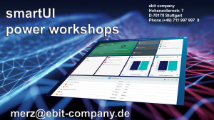 smartUI Power Workshops
