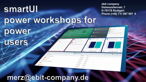 smartUI Power Workshop for Users